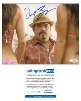 """David Zayas """"Dexter"""" AUTOGRAPH Signed 'Sgt. Angel Batista' 8x10 Photo ACOA"""