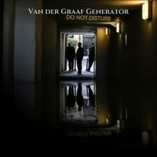 VAN DER GRAAF GENERATOR - DO NOT DISTURB [DIGIPAK] USED - VERY GOOD CD