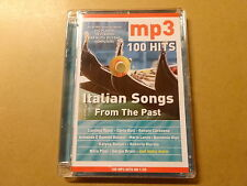 CD / MP3 100 ITALIAN SONGS HITS