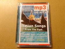 CD / MP3 100 ITALIAN SONGS HITS