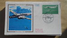 FDC Enveloppe Premier Jour - CEF - Dewoitine 338 - 11/04/1987 - Toulouse