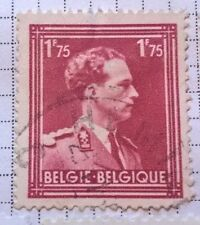 Belgium stamps - King Leopold III 1'75f - FREE P & P