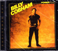 BILLY COBNAM powerplay CD NEU OVP/Sealed