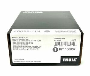 Thule Evo Flush Rail Fitting Kit 186007 Fits BMW X1, X2, X3, X4, X5, X6