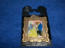 Disney 2006 Dlr Beauty And Beast Belle & The Beast 15th Anniversary Le Pin