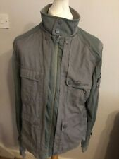 Duck And Cover Green Slate Men's Casual Jacket UK XXL