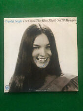 GENUINE HAND SIGNED CRYSTAL GAYLE RECORD ALBUM
