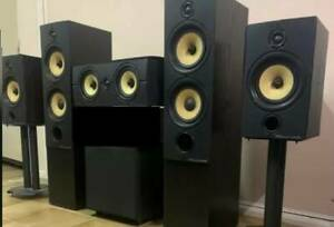 Wharfedale Diamond 8.3 5 speakers