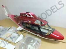 FUNKEY Agusta 109A .30 (550) size RED Color (Retract Version) BRAND NEW IN BOX