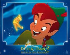 Peter Pan movie poster print # 7 - Return To Neverland - 11 x 14 inches