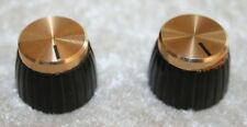 MPKGL ein Potiknopf Gold für Marshall Amp ohne Metalleinsatz