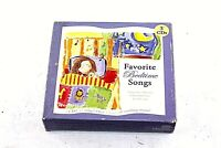 Favorite Bedtime Songs 3 CDs Baby Tunes for sleep aid 3 hours of Music complete