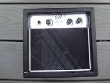222 by First Act Al104 Portable Electric Guitar Speaker Amplifier (11.2 Watt)