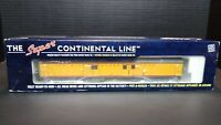 Rapido- Baggage Express - Milwaukee Road #1114 HO Scale
