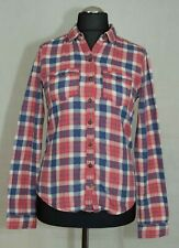 WOMENS HOLLISTER SHIRT SIZE M ( WITH LINING) COTTON GC