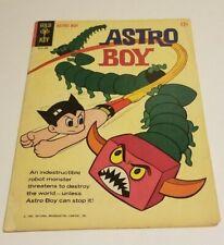 Astro Boy #1 3.0 (Crm/OW) Gold Key 1965 Scarce Used