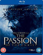 Passion of The Christ 5051429700489 With Monica Bellucci Blu-ray Region 2