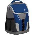 Ozark Trail 12-Can Beer/Soda Blue Insulated Backpack Cooler w/ Shoulder Straps!
