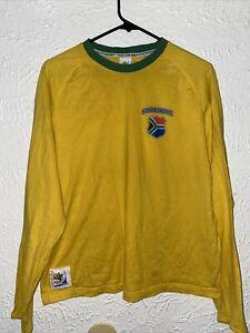 FIFA World Cup 2010 South Africa white women's medium T shirt soccer futbol
