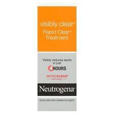 Neutrogena Visibly Clear Rapid Clear Treatment, 15ml