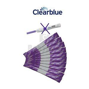Clearblue Ovulationstest fortschrittlich & digital 10 Stück Nachfüllpack
