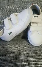 lacoste kids shoes