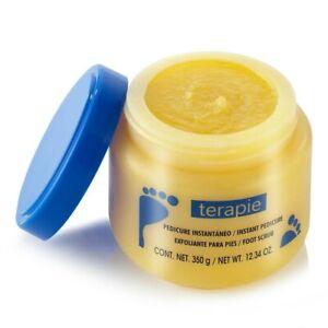 TERAPIE Pedicure Instantaneo Exfoliante para Pies Foot Scrub 350g by Fuller