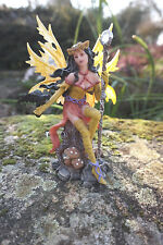 16028  FEE  NATURE   FIGURINE STATUETTE     HEROIC FANTASY
