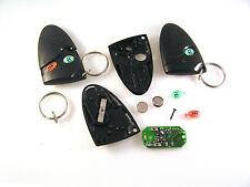 TRACKSTAR LED ALARM KEY FOB CASE - HOBBY ELECTRONICS BATTS INCL 5 Pieces OM909
