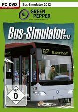 PC Computer Spiel ***** Bus Simulator 2012 ******************************NEU*NEW