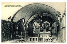 CPA 73 Savoie Notre-Dame de Myans La crypte