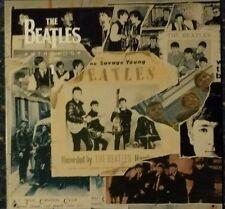 BEATLES ANTOLOGIA LP Metallo Segno 300mm x 300mm acciaio Musica Rock Retrò Vintage