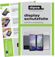5x Screen Protector for LG G8X ThinQ Dual Screen Protection Anti Glare dipos