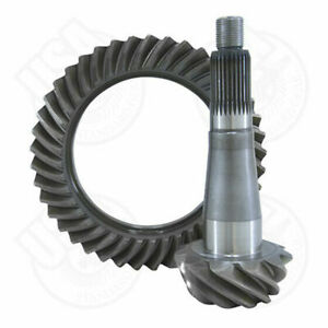 "USA Standard Ring & Pinion gear set for Chrysler 8.75"" (89 housing) in a 3.55 ra"