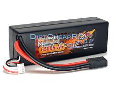 11.1V 6500mAh 75C-150C 3S LiPo Battery Pack Traxxas X-Maxx XMaxx XO-1 XO1 X0-1