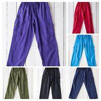 Gringo Trousers Pants Nepalese Combats Fair Trade Cargo Yoga Jogging 8 Colours
