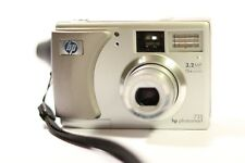 HP PhotoSmart 735 3.2MP Digital Camera - Silver grey