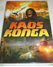 AVV - gr Hartbox - Kaos Konga - DVD/NEU/Action/Fantasy/Bruce Boxleitner