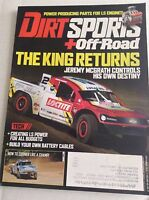 Dirt Sports Magazine Jeremy McGrath LS Power September 2014 032317NONRH