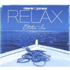 BLANK & JONES - RELAX EDITION SIX  2 CD NEW