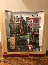 Lemax 2012 Paris Hotel Le Bouqet/Christmas Village Model #25402- Rare!