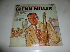 GLENN MILLER & HIS ORCHESTRA - The Original Recordings - 1969 UK 10-track LP