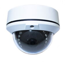 Gawker 1080P HD TVI Vandal proof CCTV Dome Camera 3.6mm Day&Night OSD
