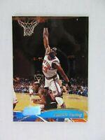 Patrick Ewing New York Knicks 1997 Topps Stadium Club Basketball Card 87