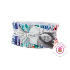 Moda VOYAGE Kate Spain JELLY ROLL 40 strips Quilting