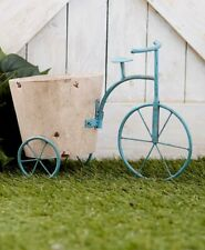 Rustic Tricycle Planter -