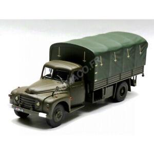 1/43 Odeon Citroen Type U55 1960 Militaire Kaki Neuf Boite Livraison Domicile