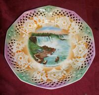 "Niagara Falls Collector Plate- Arzberg Bavaria, Germany 7 3/4""D"