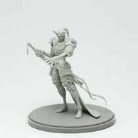 """""""Sci-Fi Flower Knight"""" big monster figure for Kingdom Death Table game resin"""
