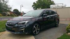 Subaru Impreza 16-19 Hatch (GT) Window Visors / Weathershields / Weather Shields